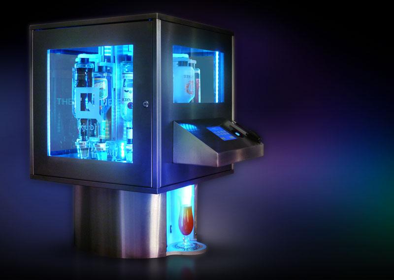 cocktail mixer machine